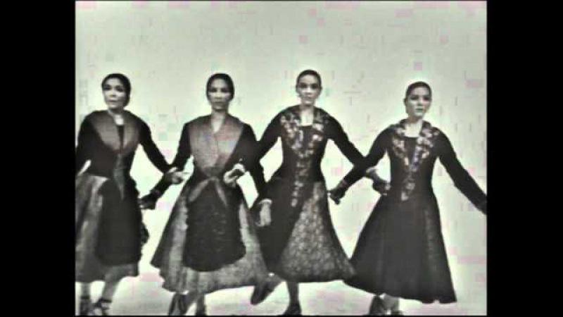 Antonio Gades bailando Jota Aragonesa