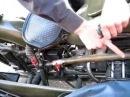 Мотоцикл на дровах газогенератор