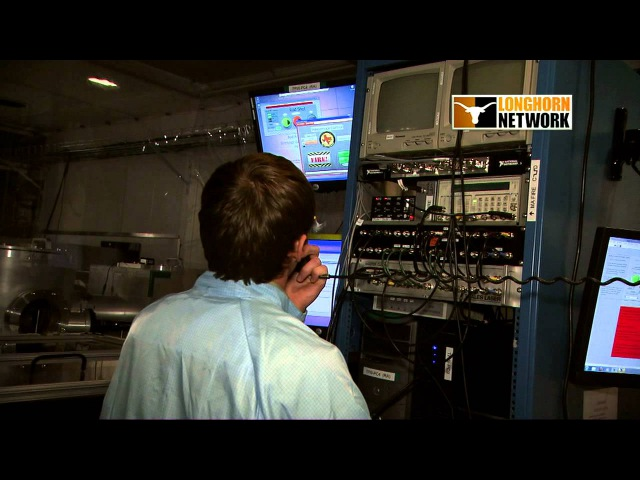 LHN Vignette - The Texas Petawatt Laser at UT Austin