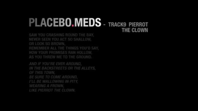 Placebo - Pierrot The Clown Instrumental [9/13]