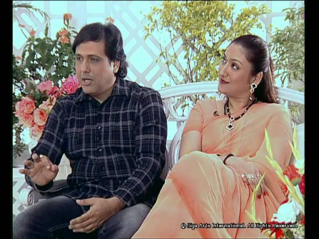 Rendezvous with Simi Garewal Govinda Sunita