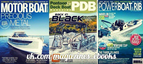 Motor Boat & Yachting - April 2016