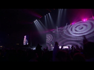 DJ Tiesto feat. Christian Burns - In the Dark (Live HD)