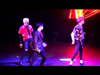 [fancam] 160521 got7 girls, girls, girls + stop stop it + if you do @ «toronto k-pop con » d-1.