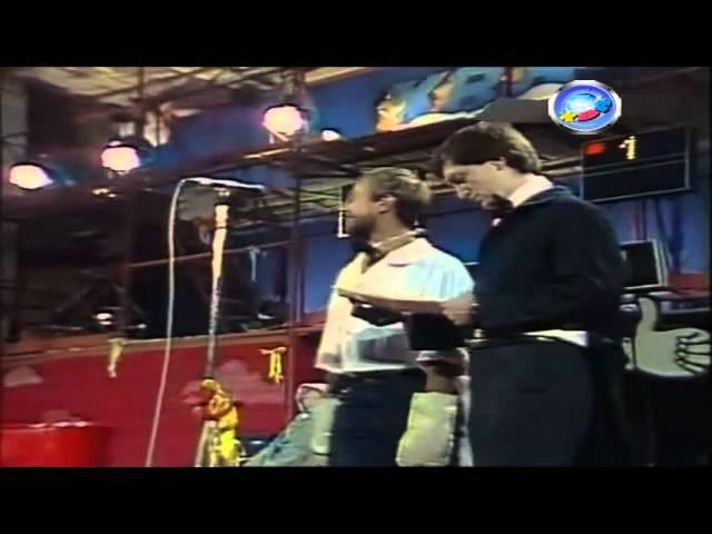 КВН Ретро 1986-87 третья 1/4 МХТИ - Музыкалка