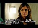 """Castle 8x12 Sneak Peek 2 - Castle Season 8 Episode 12 Sneak Peek """"The Blame Game"""""""