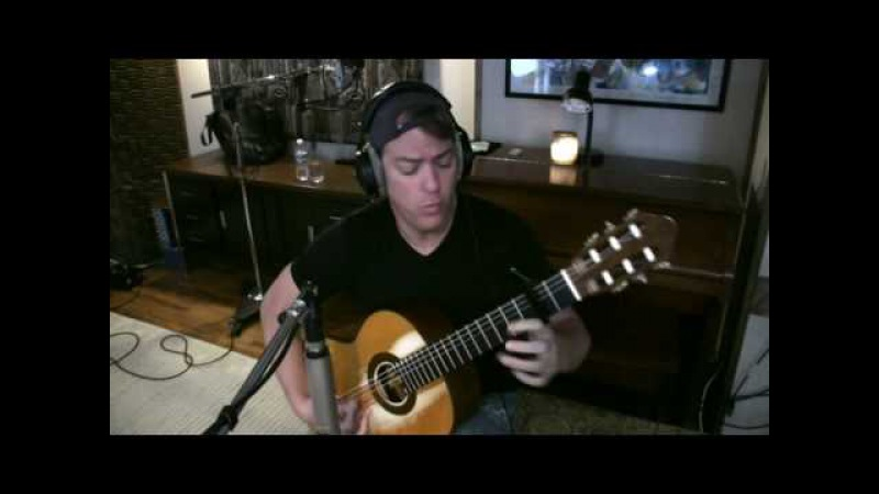 Guitarra Azul Tizi Melloul from CD Oasis English