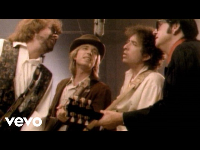 The Traveling Wilburys Handle With Care Official Video