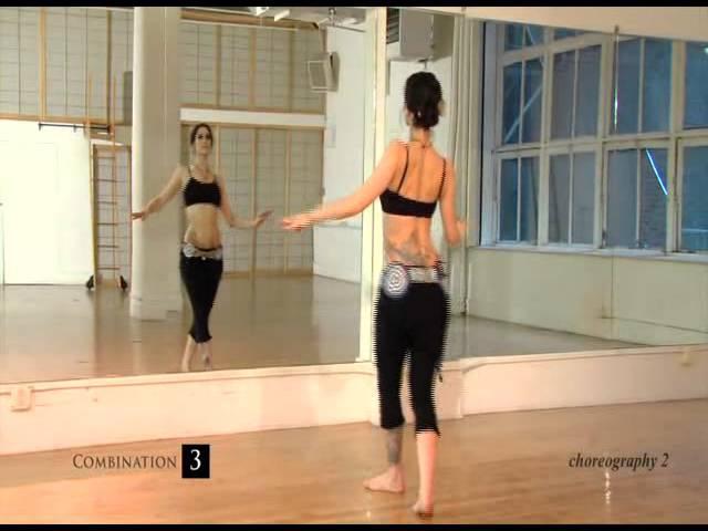 Serpentine Bellydance with Rachel Brice Part 2 DVD Rip