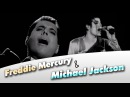 Freddie Mercury and Michael Jackson - There Must Be More to Life Than This Video Clip Golden Duet