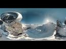 Heli-Skiing - 360° Video [Samsung Launching People | BeFearless]