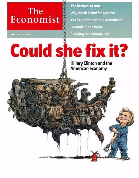 THE ECONOMIST - 23 April 2016