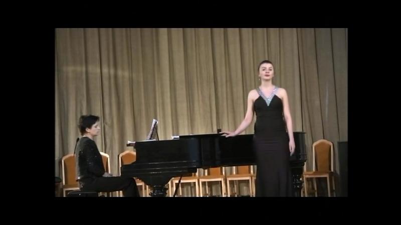 Концерт класса преподавателя Опариной Е В Недда