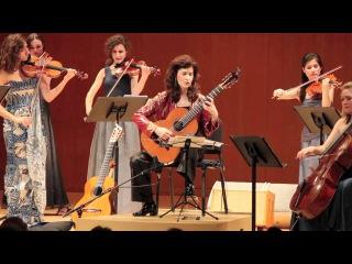 Sharon Isbin - Famous Vivaldi Guitar Concerto - Allegro (1 of 3)