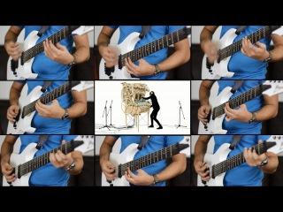 Wintergatan: Marble Machine (Guitar Arrangement) | Ubaldo B