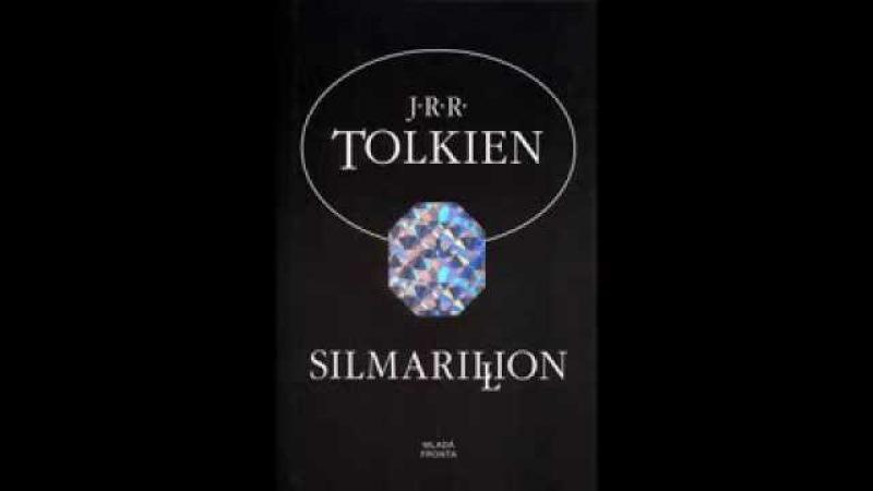 Silmarillion část první audiokniha CZ