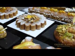 PATRICK CASULA  class in Kiev International Culinary Academy