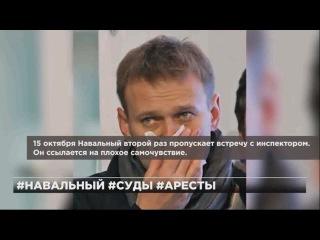 Алексею Навальному не изменили условный срок на реальный