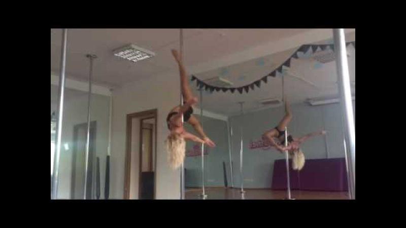 Pole dance art / Twerk - Tanya Gam - 2016 / пол дэнс / тверк