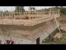 Опилкобетон - Вырисовывается дом