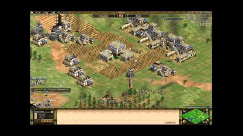 Arabia 1v1 QF TheViper celt vs byza RiuT Game 3 by Vinch