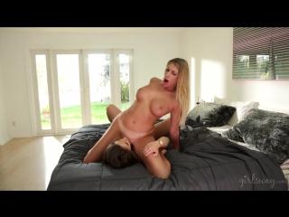 August Ames, Abella Danger - HD 1080, lesbian, step sister, big ass, tits