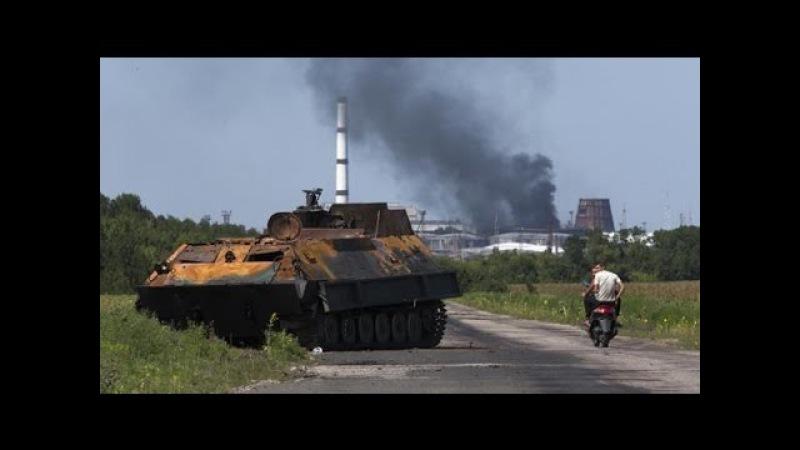 Осенью Украина полыхнет