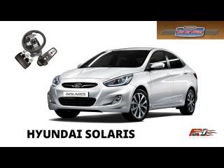 Hyundai Solaris (Accent) - тест-драйв, обзор, популярный бюджетный автомобиль City Car Driving 1.5.1