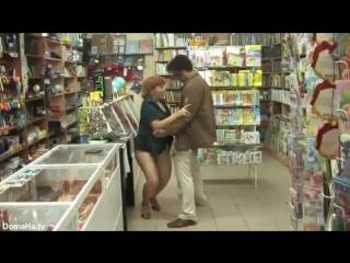 Порно Трахают Продавщицу