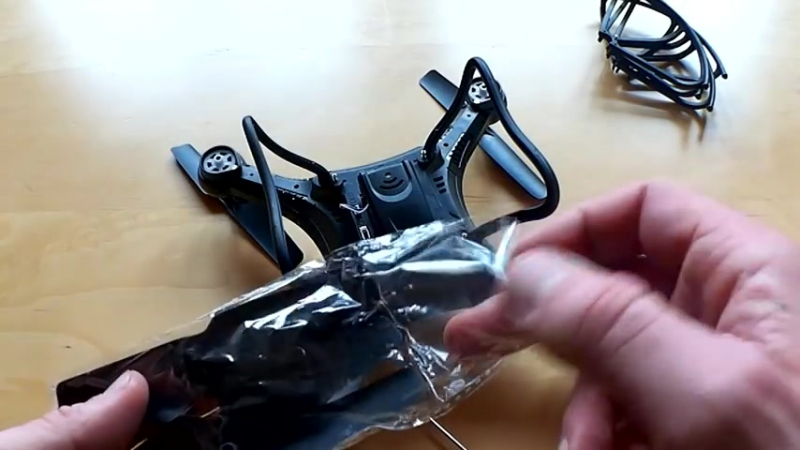 JJRC H8C Quadrocopter 60€ Drohne mit HD Kamera Testbericht amp Testflug квадрокоптер