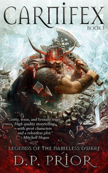 Prior - Carnifex (Legends of the Nameless Dwarf 01)
