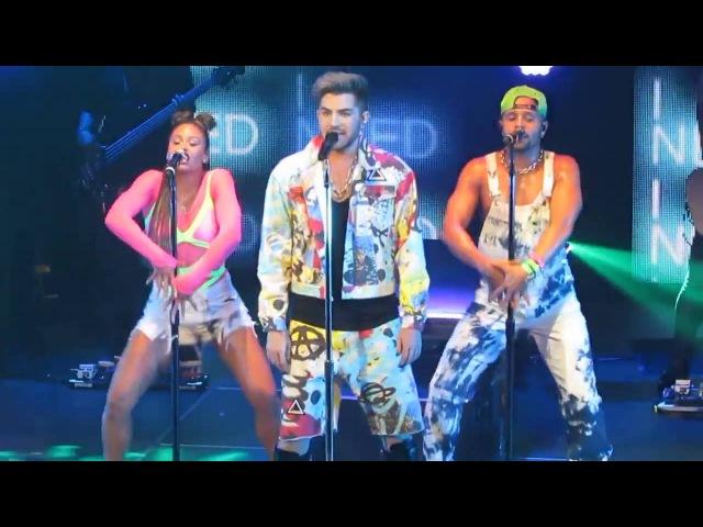 Adam Lambert - Lay Me Down, Shady, Fever Denver 3/30/16