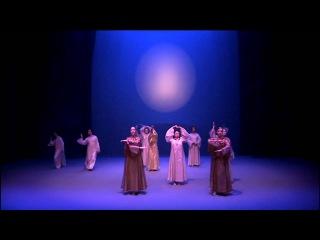 "Sofia Gubaidulina's ""Seven Words"" performed in Eurythmy"