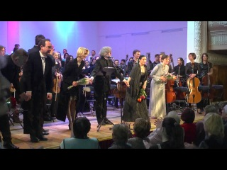 Страсти по Матфею в Белорусской академии музыки