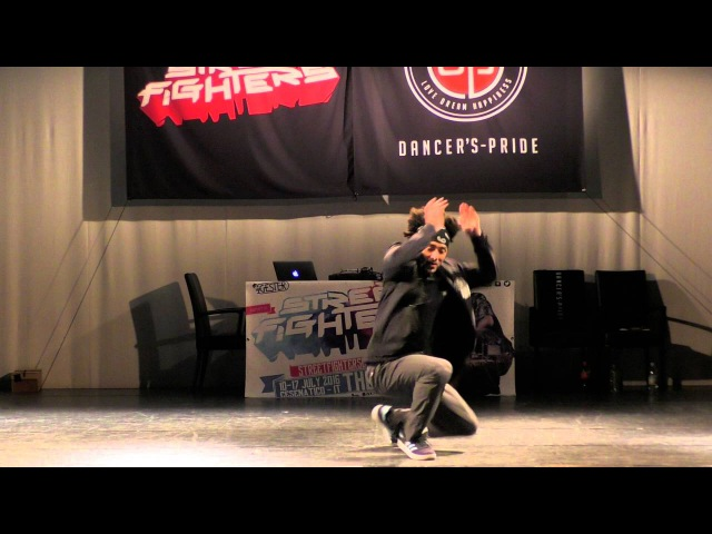 STEZO(S.T.O) JUDGE DEMO STREET FIGHTERS 2016 JAPAN PRE