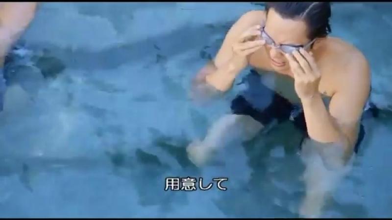 Соревнования по плаванию : Yoosu couple