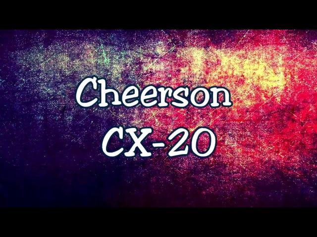 Cheerson CX-20 (часть 3) Установка FPV Combo системы 5.8ghz 600mw.
