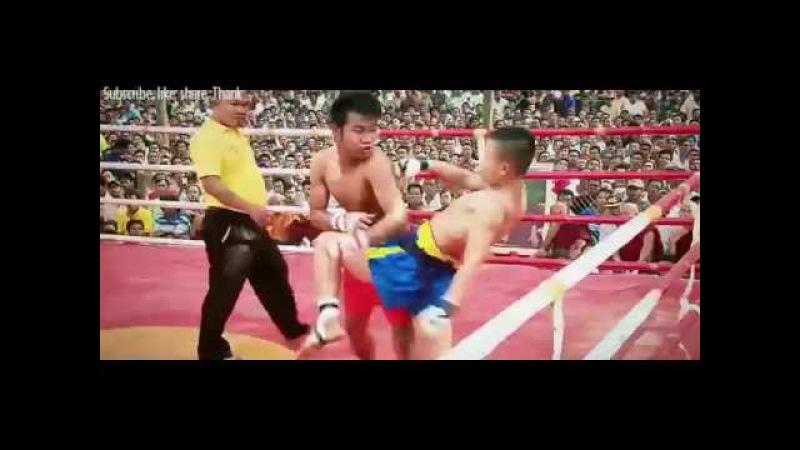 Myanmar Letwei Burmese martial art Burma Traditional boxing Aung Ye Lay vs Shwe Phar Si 2016