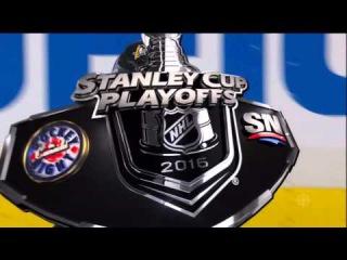2016 ECSF Game 3 - Washington Capitals vs Pittsburgh Penguins May 2nd 2016 (HD)