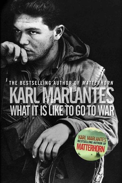 Karl Marlantes - What It's Like to Go to War
