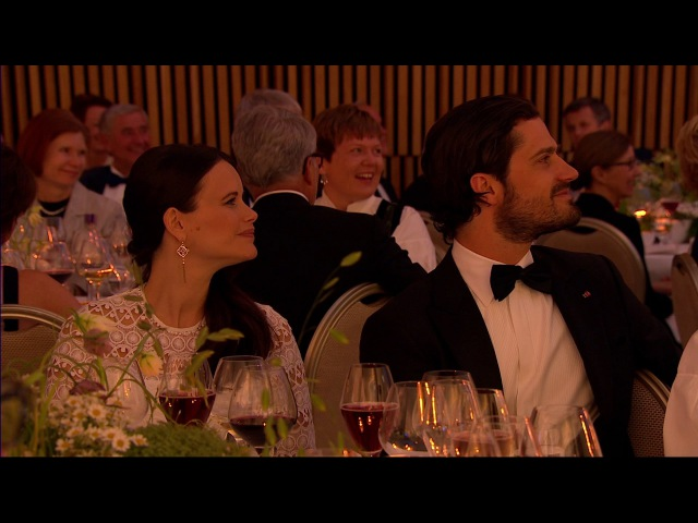 Kongeparets tale i Operaen