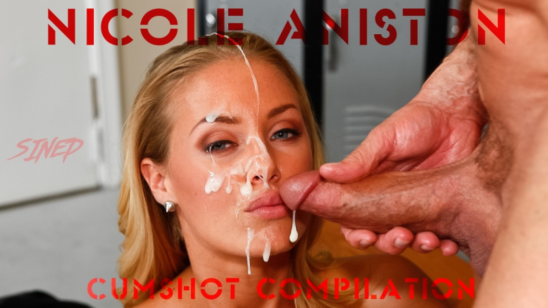 Cumshot Compilation Nicole Aniston Cumshot Compilation 2016 by