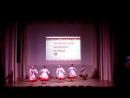 Народный коллектив ансамбль танца Кружева- Чувашский девичий