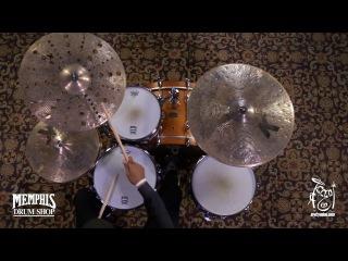 "Zildjian 21"" K Custom Special Dry Trash Crash Cymbal - 1564g (K1427-1011617N)"