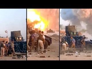 Зрелищные Атаки СМЕРТНИКОВ ИГИЛа в Ираке и Сирии-SUICIDE attacks of ISIS in Iraq-Syria