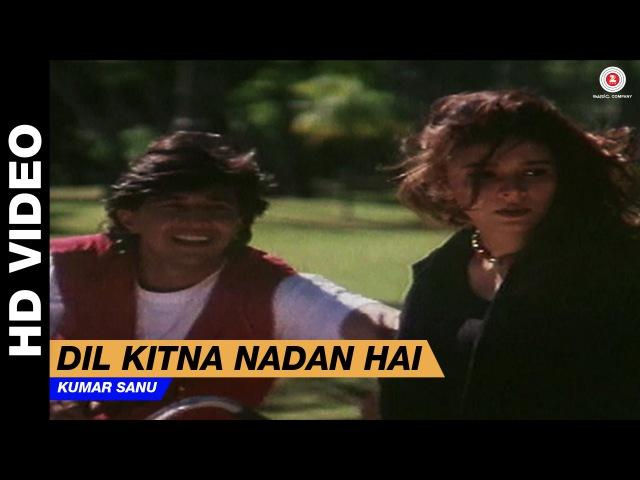 Dil Kitna Nadan Hai (Title Track) | Kumar Sanu | Raja Raageshwari