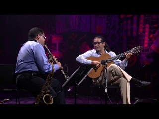 Nailor Proveta e Alessandro Penezzi | Um a zero (Pixinguinha e Lacerda) | Instrumental Sesc Brasil