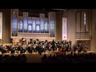 Лубченко дирижирует открытием Брукнеровского фестиваля в Австрии (А. Брукнер. Симфония N.9, фрагмент скерцо)