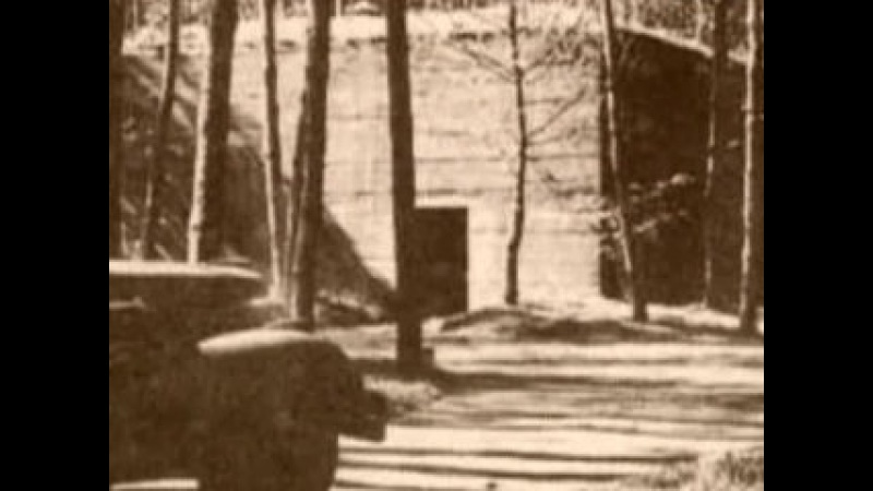 Искатели Медвежья берлога фюрера