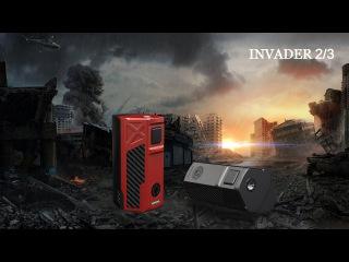 Обзор Tesla Invader 2/3, мощный боксмод с ярким дизайном ()